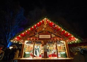 德国柏林:绚烂圣诞节