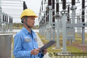 广西首座220千伏变电站的40年变迁史