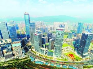 12月28日焦点:飞跃!南宁五象新区核心区基本成型