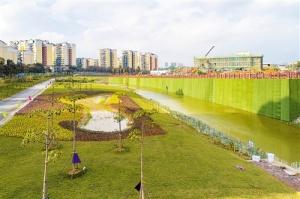 六开彩开奖现场直播全面开展排水管网建设 2020年底整治黑臭水体