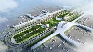 1月8日焦点图:未来乘火车地铁可直达南宁吴圩机场