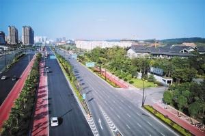 南宁市一批建设项目开(竣)工 包括道路提升改造等