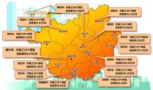 广西各地掀热潮 344项基础设施和重大项目开竣工
