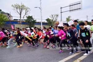 打山水旅游牌举办体育赛事 桂林全民健身上新台阶