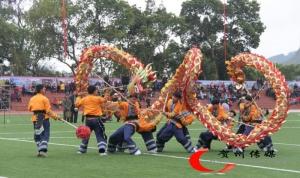 2019年中国东盟(富川)国际龙狮争霸赛将举行