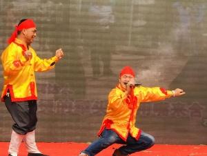 【新春走基层·强四力融合报道】南宁市邕宁区那楼镇的乡村年味