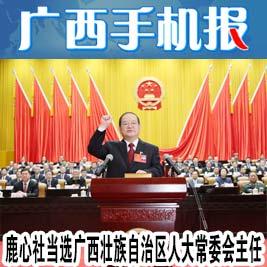 广西手机报1月31日下午版