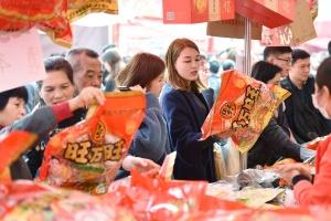 今年春节广西大部平均气温比常年同期偏高4℃-7℃