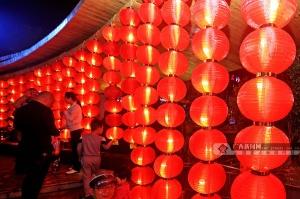 千红万紫报春光 八桂儿女建设壮美广西喜迎春节