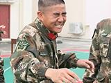 军营里的春节游园有多欢喜?这组表情包告诉你
