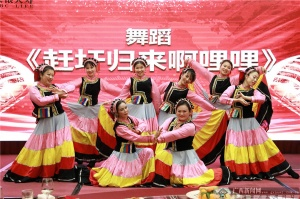 农银人寿广西分公司举办总结表彰会暨文艺汇演