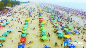 春节黄金周北海市共接待游客138.9万人次