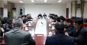 广西科技厅召开交流轮岗干部任职前集中谈心谈话会议