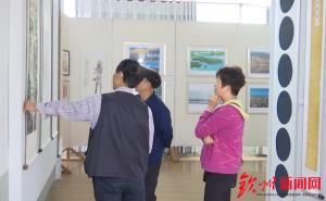 钦州市举办2019年贺新春美术书法摄影展