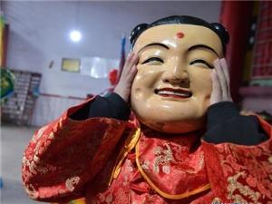 江西萍乡:传统傩舞贺新春