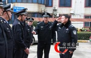 贺州市领导节后开展慰问活动