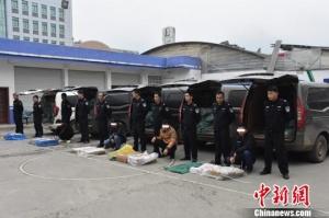 广西崇左警方打掉一冻品走私团伙 涉案冻品逾30吨