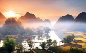 2018年桂林接待游客突破1亿人次 旅游消费破千亿