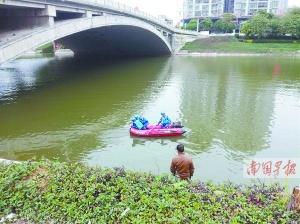 玉林一六岁男孩走失 在南流江被发现不幸溺亡