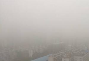 手机pt电子技巧遭遇浓雾天气能见度低 吴圩机场9班航班延误