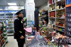 南宁警方完成元宵安保 受理警情同比下降8.45%