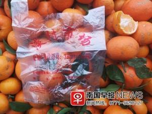 """南宁一市场强推环保塑料袋 经营户抱怨""""有点贵"""""""