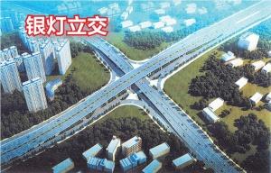 2月26日焦点图:南宁玉洞银海?#25151;?#23558;新建3层立交桥