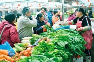 万和农贸市场开业运营 钦北新城5万居民买菜方便了