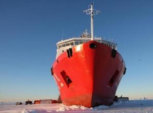 """冰山雪海探南极――?#25226;?#40857;""""号第35?#25991;?#26497;科考航行记"""