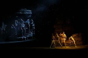 民族歌剧《沂蒙山》北京震撼上演