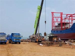 大动作!北海高德6家船厂被拆,36艘船舶被移走!