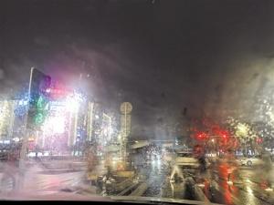 南宁市未来几天仍是雨雾相伴 安全出行谨记五要点