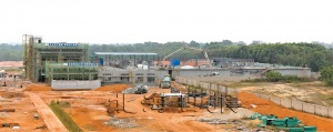 北部湾资源再生环保服务中心加紧建设