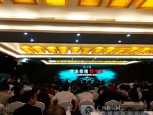 """广西政企代表共同谈讨""""防非保猪""""对策"""