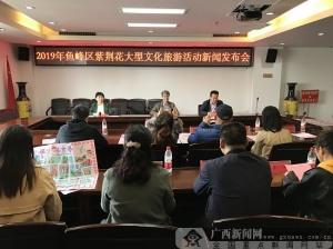 柳州紫荊甲天下 魚峰區紫荊花文化旅游活動將舉行