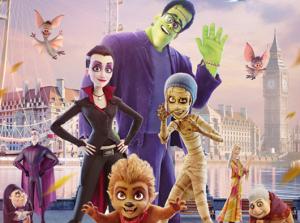 《精灵怪物》终极海报预告双发 一家人温情起飞