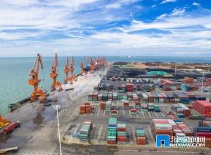 北海市全力打造向海经济发展纪实