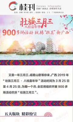 [桂刊]900多场活动嗨翻