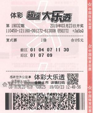桂林72岁老人中大乐透99万大奖 兄弟二人结伴领奖