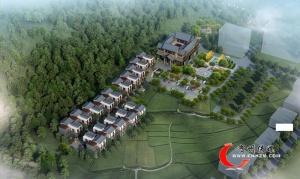 粤桂产业合作示范区信都镇棚户区改造稳步推进