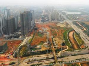 3月30日焦点图:南宁一住宅用地楼面地价1.4万元/�O