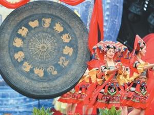高清图集:壮乡喜迎三月三 八桂欢庆嘉年华