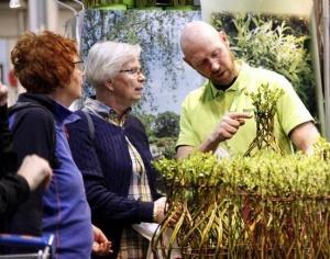 挪威举办年度园艺展