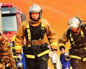 广西多地消防部门收?#20581;?#31070;秘礼物��和感人留言