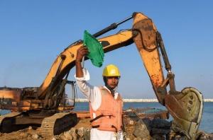 """斯里兰卡""""未来之城""""的梦想正在变为现实"""
