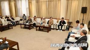 """秦陵博物院院长侯宁彬:""""互联网+""""促进文物保护与修复"""