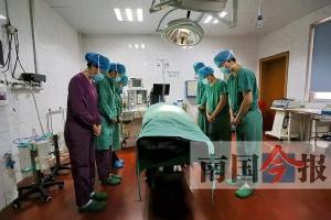 车祸夺走柳州小伙生命 捐器官或让五人获新生(图)