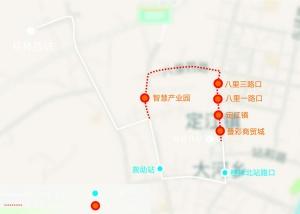 桂林:4月11日起 临时调整303路公交线路