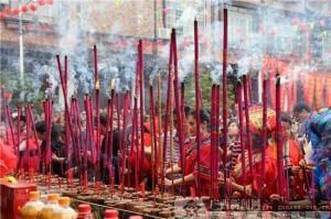 武鸣罗波骆越祭祖大典成为标志性民俗活动