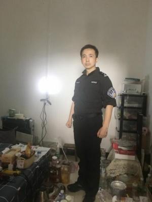一心扑在工作上 桂林临桂区公安局局长晕倒在地